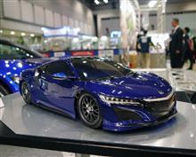 タミヤ、新型ホンダ「NSX」の電動RCカーを発売