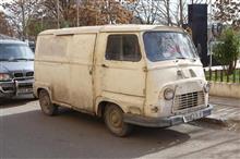 旧いフランス車