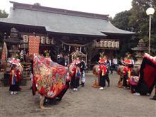 秋祭り♪( ´ ▽ ` )ノ