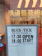 BUCK-TICK『TOUR アトム 未来派 No.9』