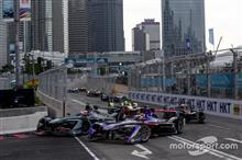 2016-17 Formula E Rd1 Hong Kong Final Classification