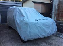 ディスコ3の車体カバー