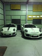 GT-3RS4.0の競演