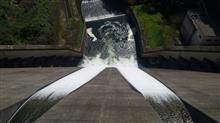○水のような放水(;´д`)