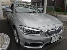 BMW 118d 試乗
