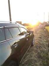 アテゴン 洗車!