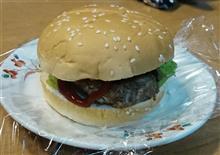 初秋のハンバーガー作り