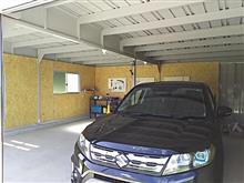 ガレージの改造part2