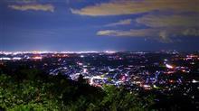 茨城の夜の絶景