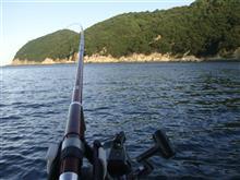 体育の日の釣り