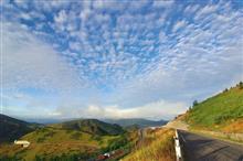 10月10日志賀高原の紅葉ドライブ