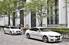 BMW435iお披露目撮影オフ♪