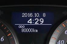 祝!8万キロ