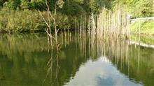 大滝村自然湖