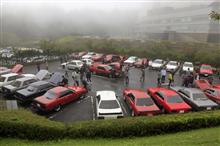 秋の岡谷は霧模様…。 ~どうして毎週雨なんだ!!~