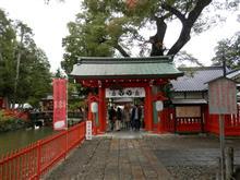 神社ライン諏訪大社旅行のついでに2
