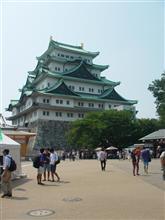 ちょうど良い時に行って来たと思う…名古屋城天守閣が入場禁止に…!?