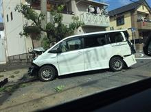 交通事故には気をつけましょう