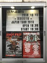 DOKKEN JAPAN TOUR 2016
