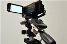 ビデオ雲台の改造(リモコンハンドル化)
