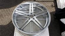 今日のホイール TSW Mirabeau(ミラボー) -メルセデスベンツ S550 プラグインハイブリッド W222用-