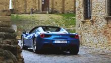 Ferrari 488 Spider by DRIVE Magazine