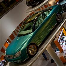 【Mercedes-Benz Museum】28 | F100, F200 Imagination, F700