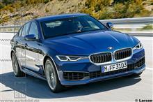 新型BMW3シリーズ G20