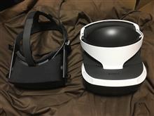 Oculus Rift VS PSVR