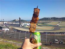 motoGP日本グランプリ観戦 10/15