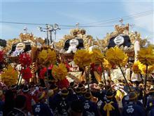 播州姫路小芋祭り 荒川神社宵宮