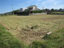 2回目の稲刈りと、コンバインの掃除、来年用に入れ替え☆彡