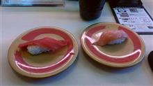 回転寿司とお買い物へ