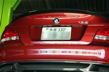 BMW E82 135 ATF全量交換