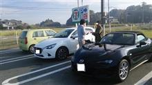 新車2台と千葉TRG~、、笑