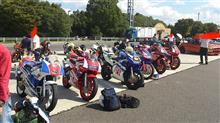 NSR上郷オフ会/MotoGPテレビ観戦