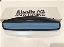 Studie Wide Angle Rear View Mirrorを買ってみた