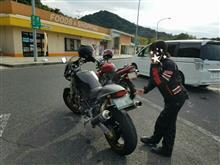 淡路島☆バイクミーティングとロドリゲス