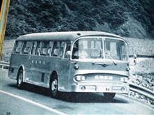 名神高速オバQバス