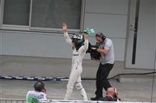 F1 2016 日本GP 現地散策 土曜日午後 予選