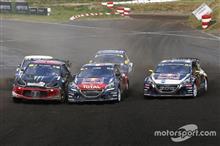 World Rallycross Rd11:ALL-INKL.COM WORLD RX OF GERMANY