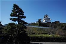 掛川城を見てきました。