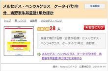 MINI原人謹告: 毎日くじ Una volta la lotteria ogni giorno.