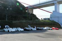スーパーカーツーリング in 平戸
