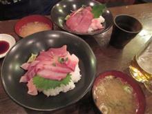 下田の地魚丼を頂きます♪