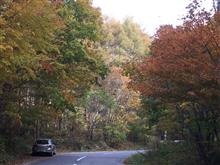 秋のツーリング第三弾(志賀高原〜ビーナスライン その1)