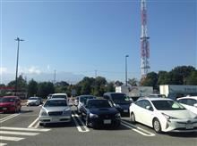 2016.10.20.日帰り「清里」ドライブ。