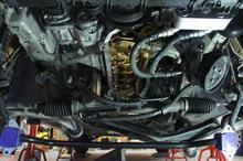 M54エンジンのオイルパンガスケット備忘