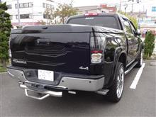 街角の名車たち77 TOYOTA TUNDRA / 宮城