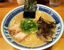ラーメン狂い 第1861回 博多食堂 濃麻呂 歌舞伎町店@新宿